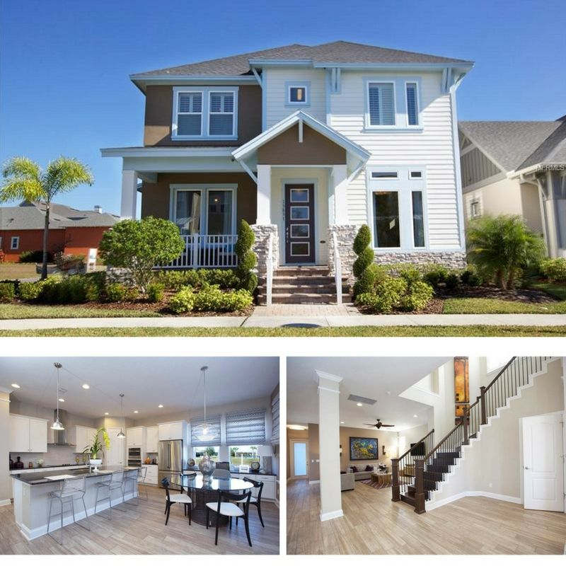 13831 Briand Ave Orlando Fl 32827 Laureate Park Real Estate Luxury Homes For Sale In Laureate Orlando Homes For Sale Wood Like Tile Flooring Wood Like Tile
