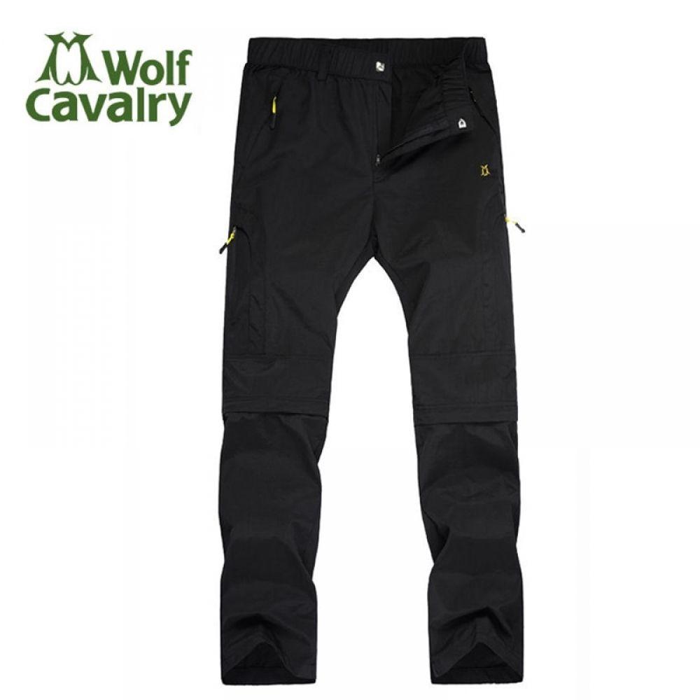 New Men/'s Outdoor Hiking Climbing Combat Trousers Men Thicken Velvet Long Pants