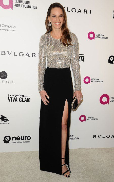 'Make It Happen!': Hilary Swank Shows Off Her Workout ...