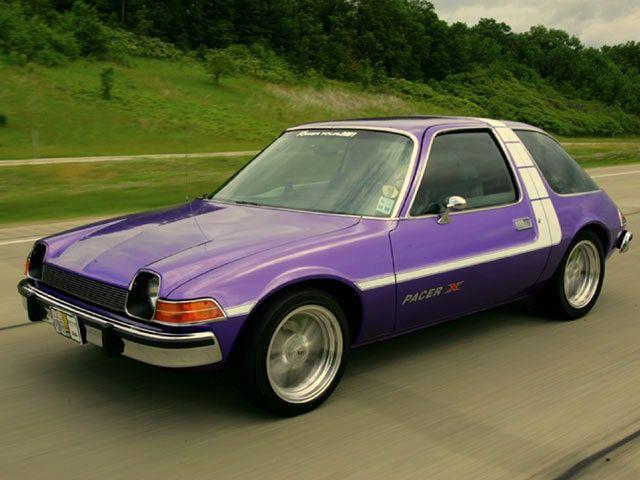 Amc Pacer X Amcpacerx Amc Pacerx Amcpacer Purplecars Kamisco Purple Car Amc Gremlin Amc