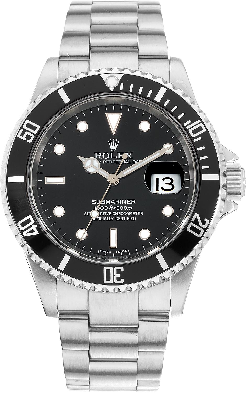 Rolex Submariner 16610 Rolex Submariner Rolex Submariner 16610 Rolex