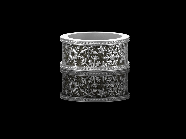 WINTER DRIFT - 14KT $999 Sterling $209 - 14 / .925 Sterling Silver