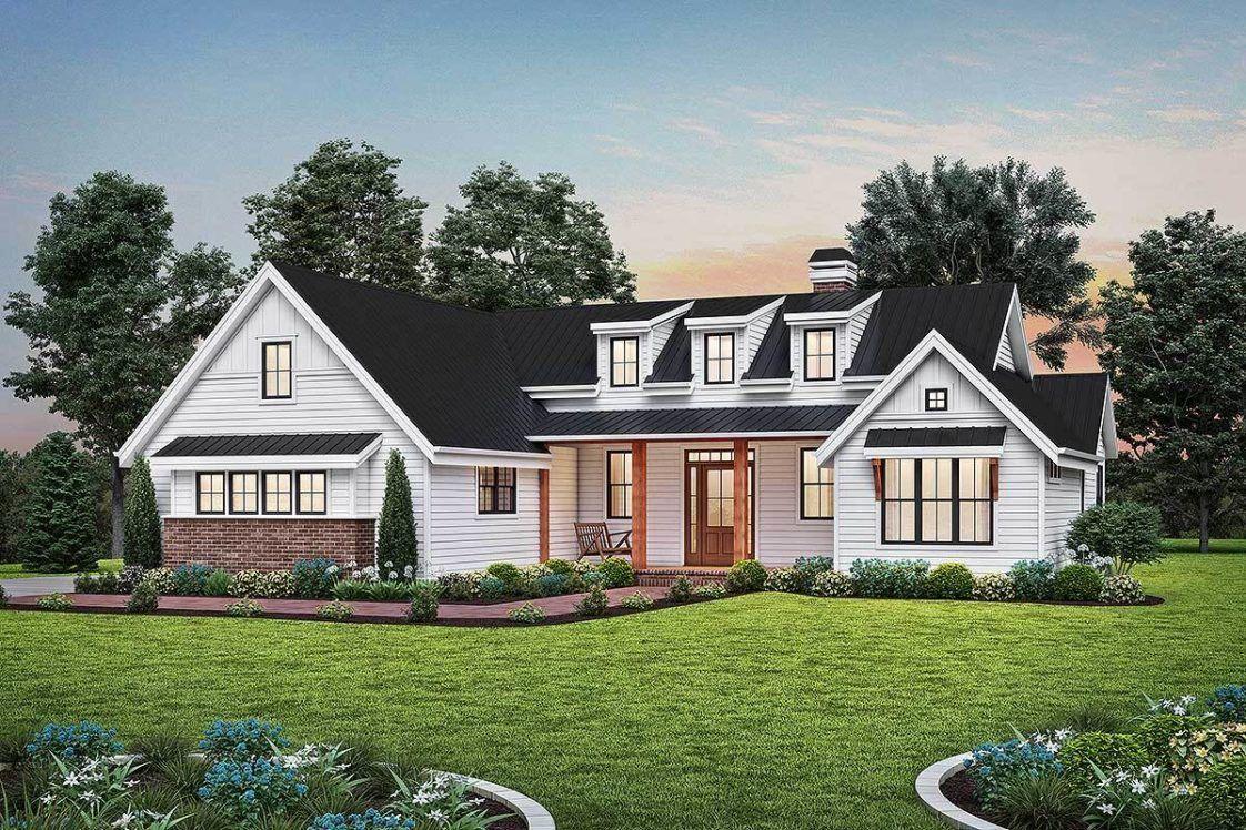 21+ Ranch style farmhouse plans type