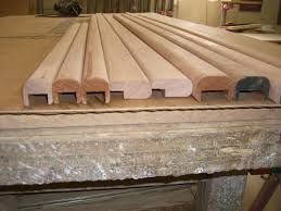 n shaped moulding - Google Search