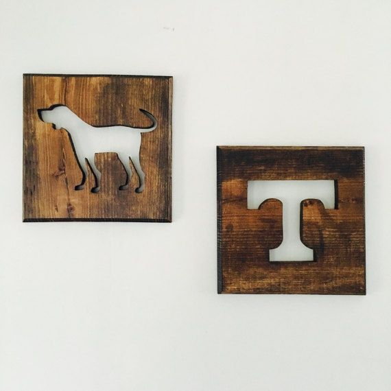 Smokey And Power T Wood Cutout Wall Hangings Signs Home