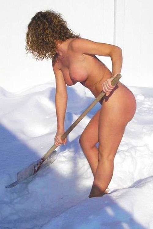 Image result for nude women in snow