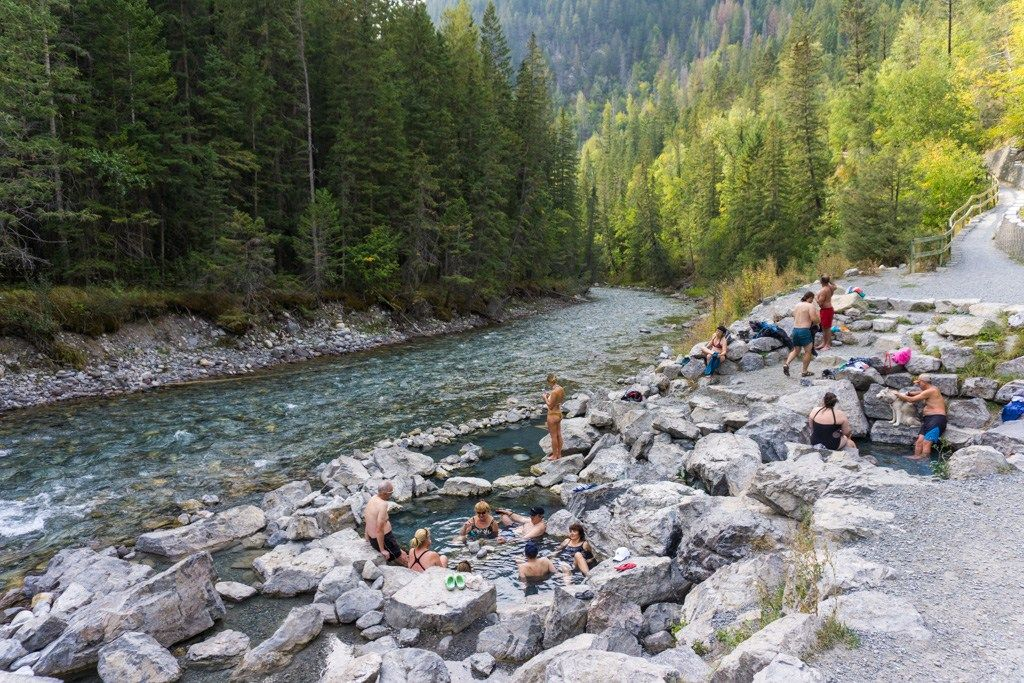Your guide to the best hot springs in canada happiest
