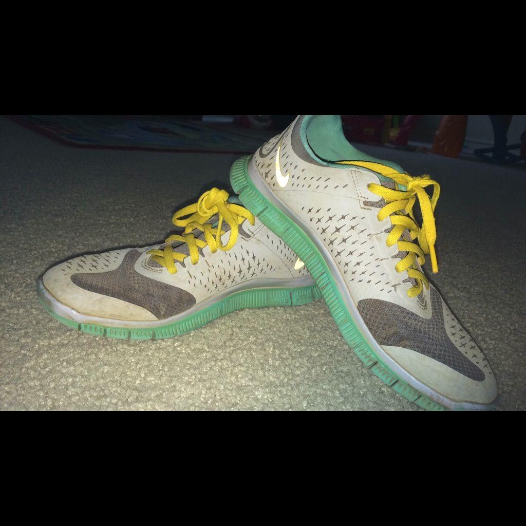 Nike Libre Jaune Gris Vivant