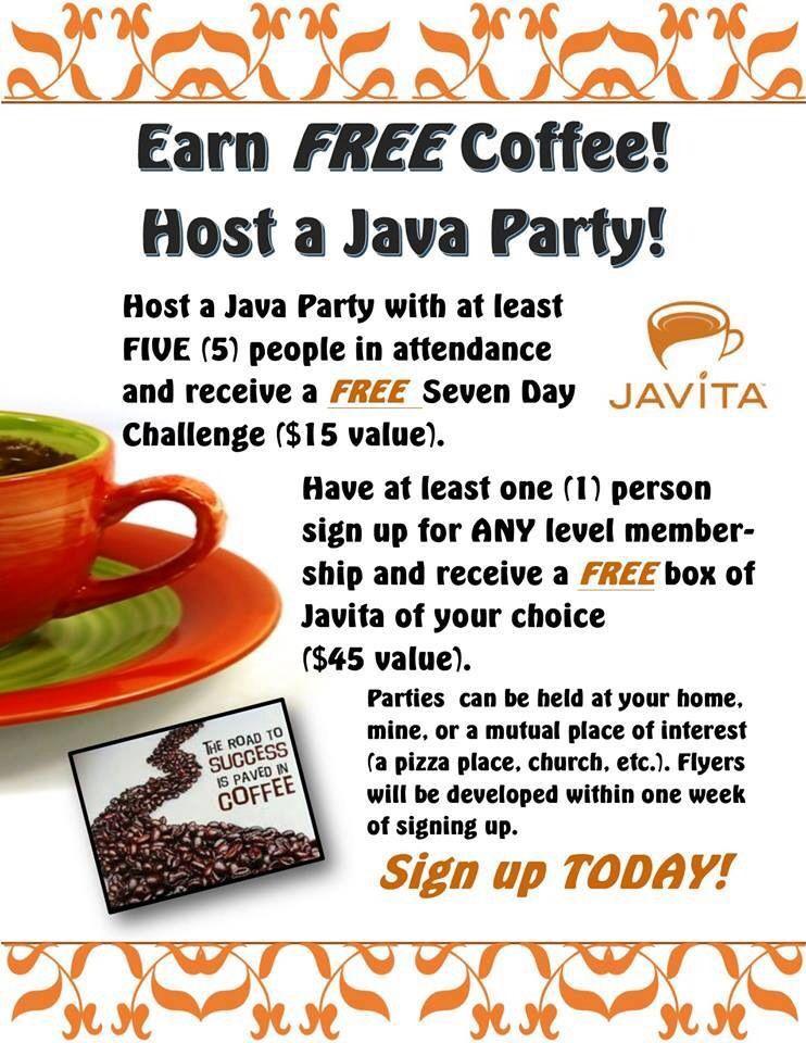 Maria nungaray virtual coffee house javita free
