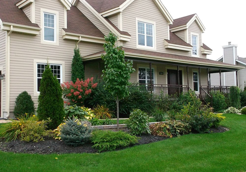 Photo of landscaping-ideas-for-front-of-house-with-porch.jpg (1000×700)