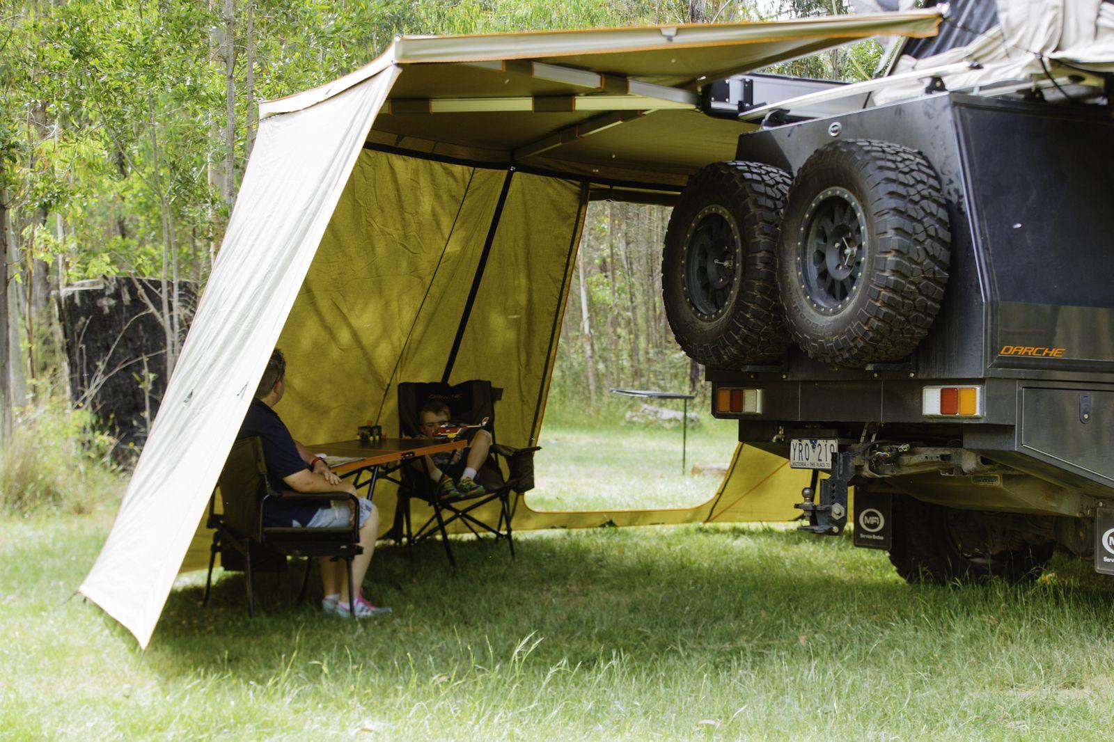 Darche Eclipse 270 Adventure Trailers Car Tent Camper Repair