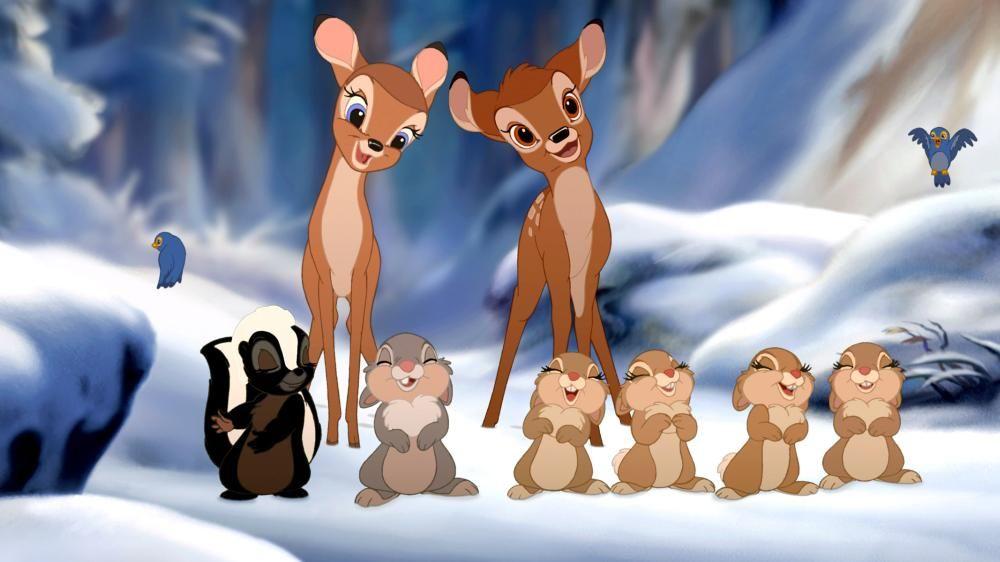 bambi wallpaper hd google oh deer disney bambi rh pinterest com