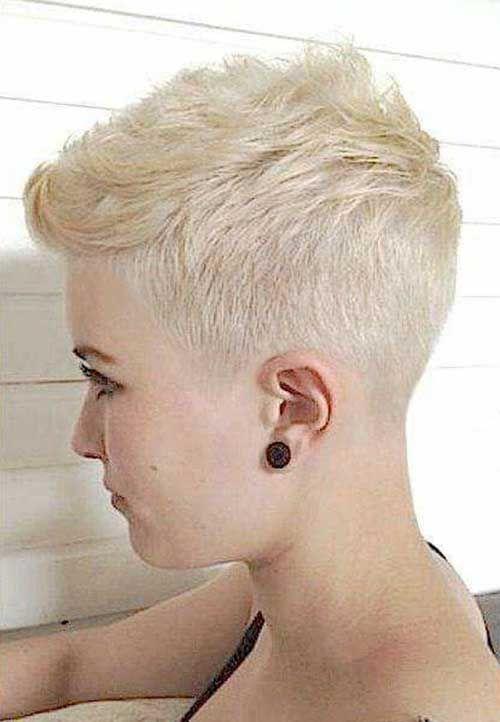 Wirklich Niedlich Kurze Haarschnitte Alle Damen Sehen Sollte