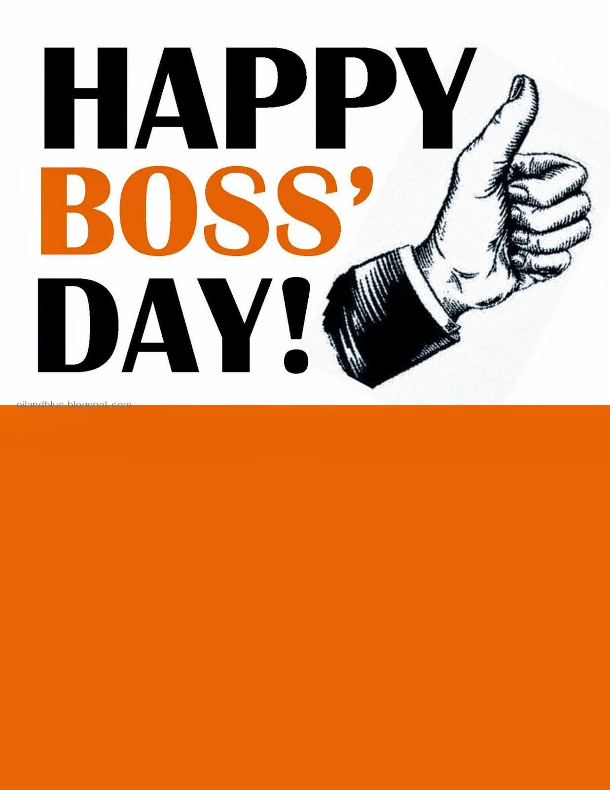 This is a graphic of Free Printable Boss's Day Cards with happy