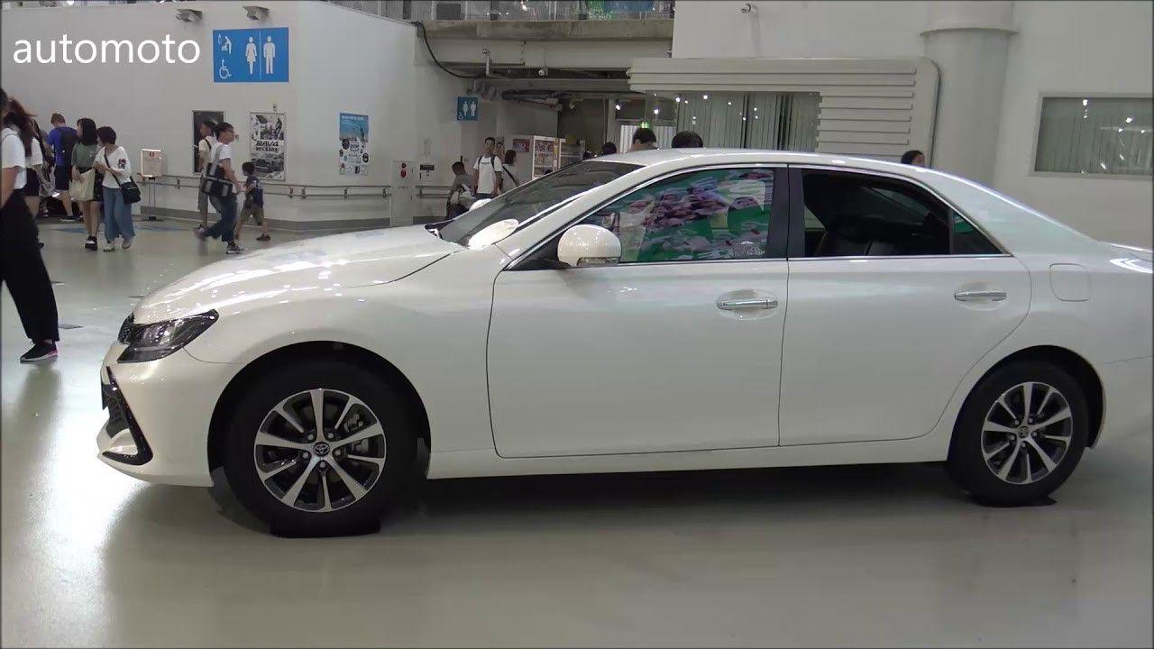 Toyota Mark X 2020 Redesign Di 2020