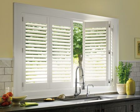 Palm Beach X2122 Polysatin Shutters With Truview X2122 Rear