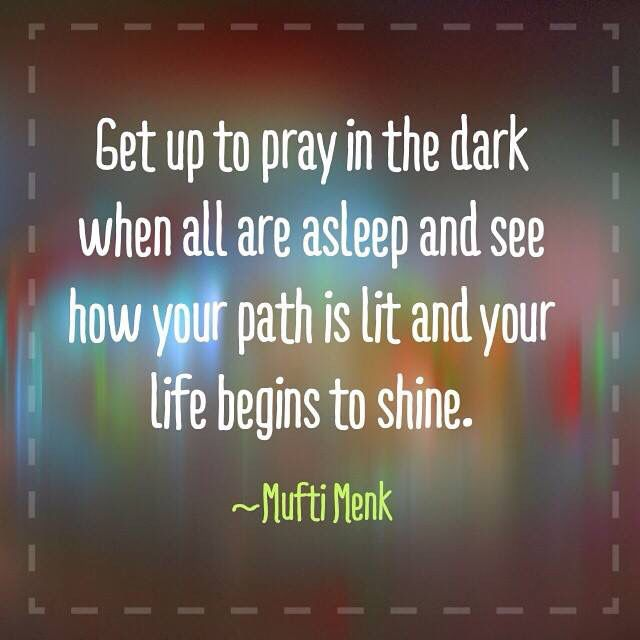 Mufti Menk And Your Life Begins To Shine Islam Islamic