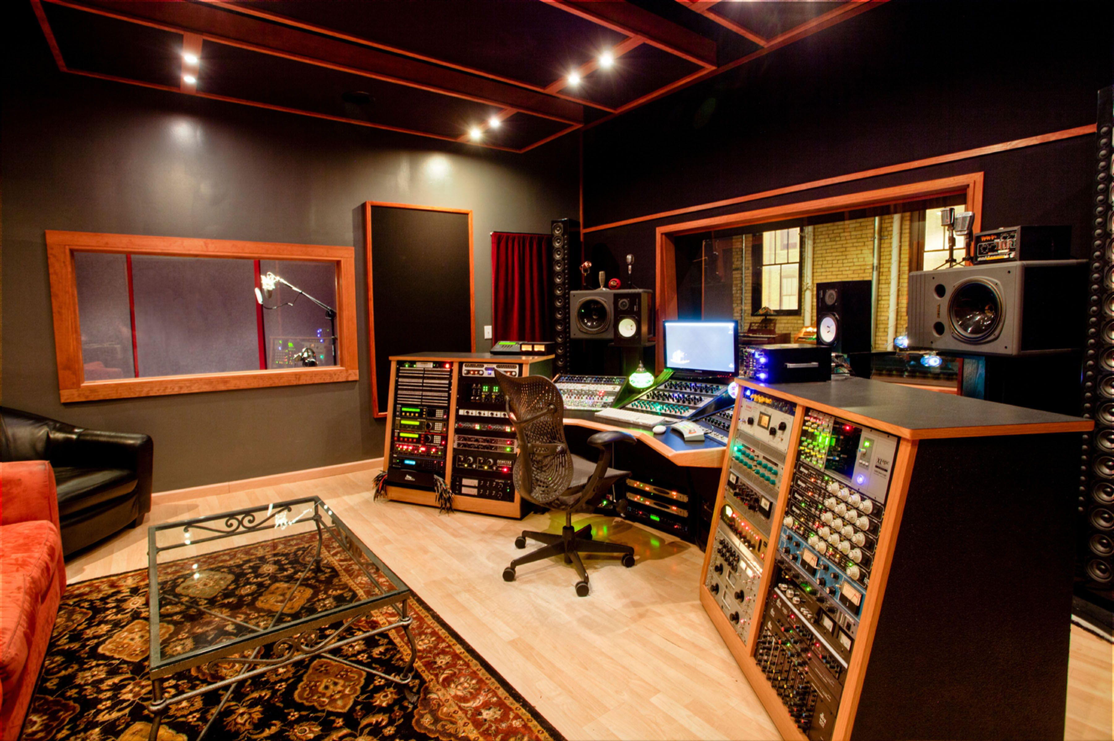 Outstanding 68 Best Ideas About Studio Control Room On Pinterest Acoustic Largest Home Design Picture Inspirations Pitcheantrous
