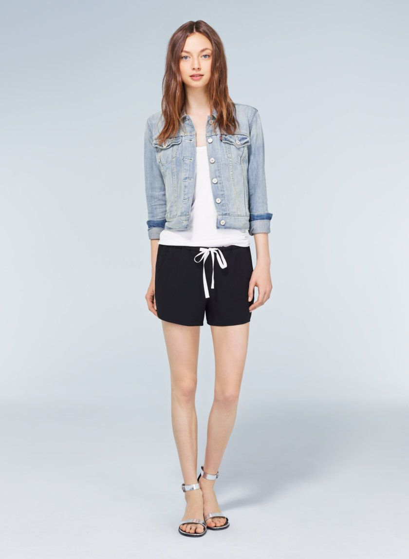 Levi Strauss & Co. Trucker Jacket, now available at Aritzia.com.