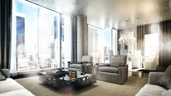 Lovely 9.Baccarat Penthouse Most Expensive Penthouses In New