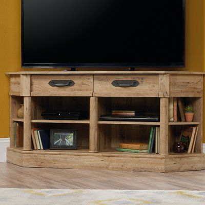 mistana collier corner tv stand for tvs up to 60 products rh pinterest co uk