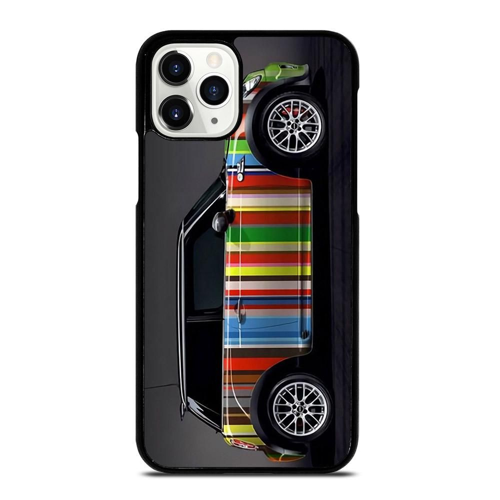 BRAND NEW PAUL SMITH MINI COOPER iPhone 11 Pro Case in ...