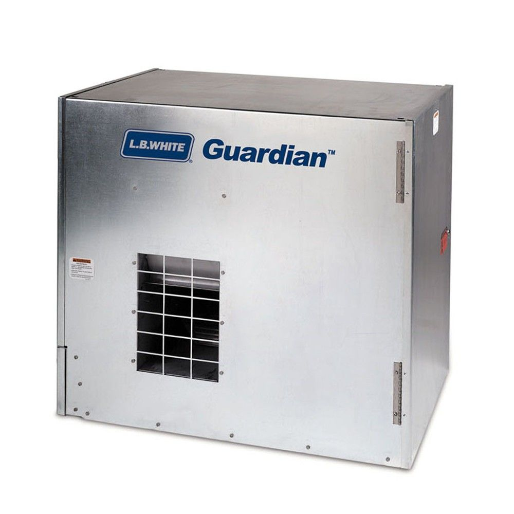 LB White® Guardian™ 160-250,000 BTU Propane