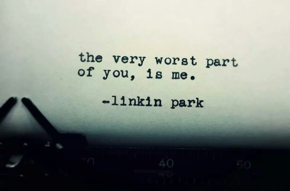 Linkin Park | Song Lyrics & Quotes - Words Of My Soul