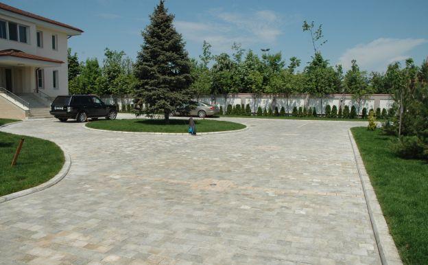 Outdoor Flooring, Romania
