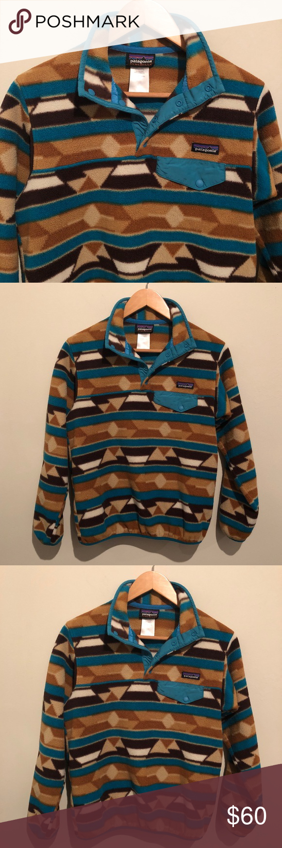 Patterned Patagonia Fleece Interesting Inspiration