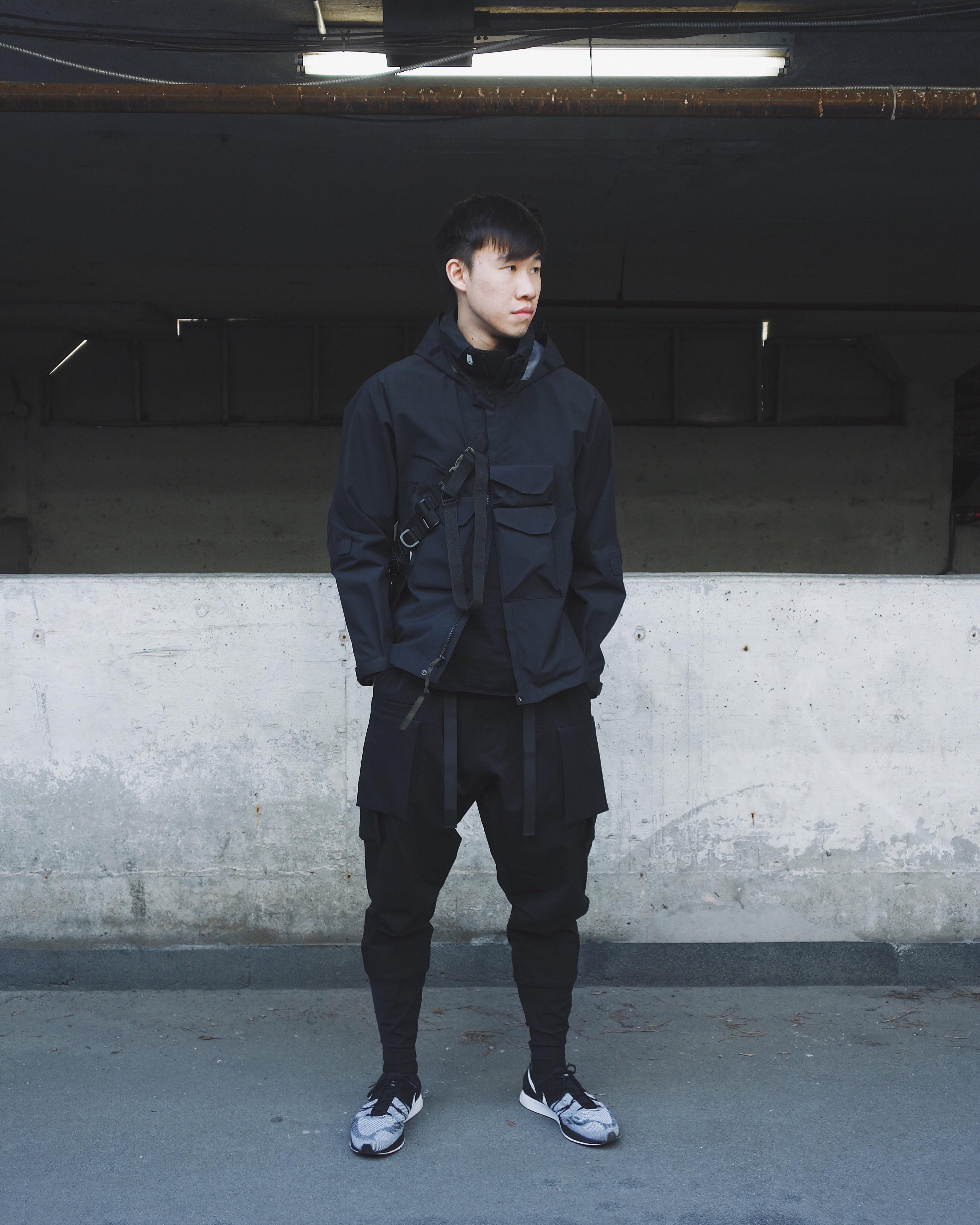 Techwear Urban Street Style, Bape, Street Wear, Cyberpunk, Futuristic,  Fashion Shoes cdb890ce46c