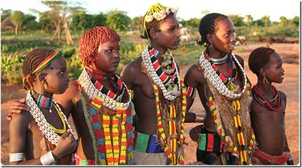 Identification This Clothe Is Weard By Gambela People It