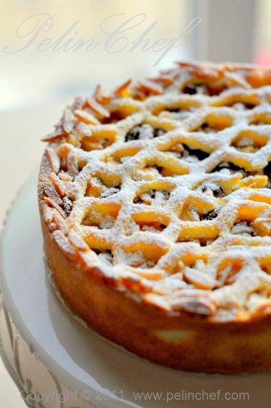 Elmalı Cheesecake Tart