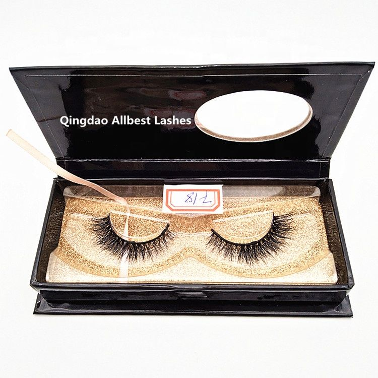 Private Label Cheap High Quality Mink Eyelashes Strip