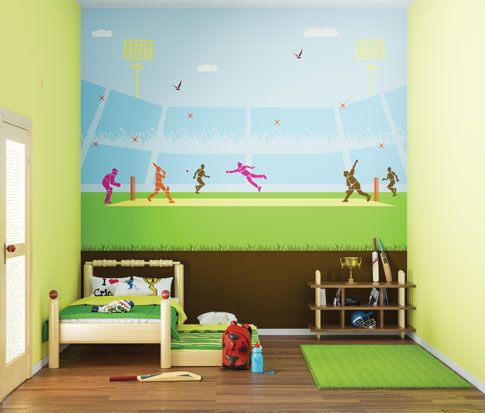 Glow themes for kids room wall painting asian paints also ideas interior design pinterest rooms rh