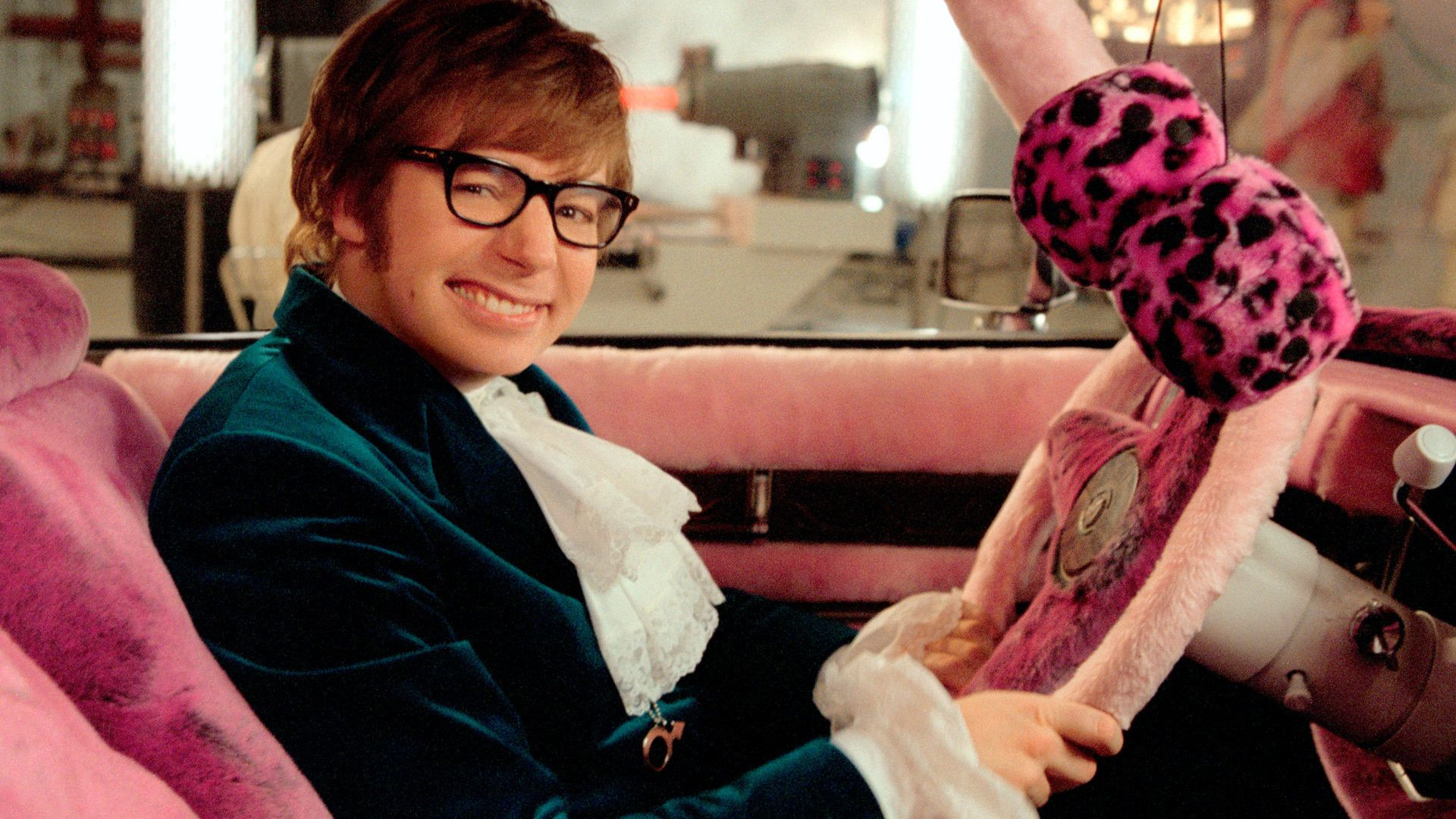 Very shagadelic baby, yeah! Austin powers, Best actor