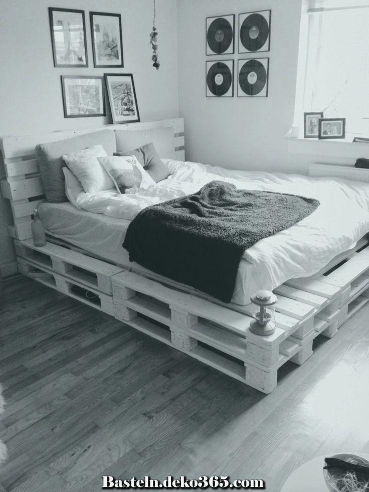 Großartig 51 DIY Palette pro Bettplatz pro Ihre Idee – katharina marie