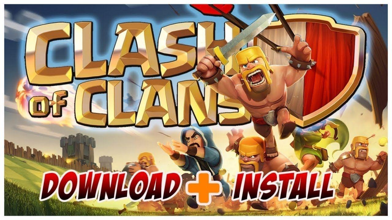 Cara Download Dan Instal Game Android Clash Of Clans Apk 2019