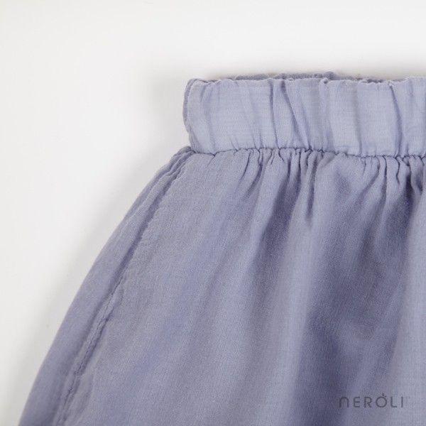 Bombacho violeta (unisex) para bebé de Búho. #baby #trousers #fashion #NeroliByNagore #SS14 #Buhobcn