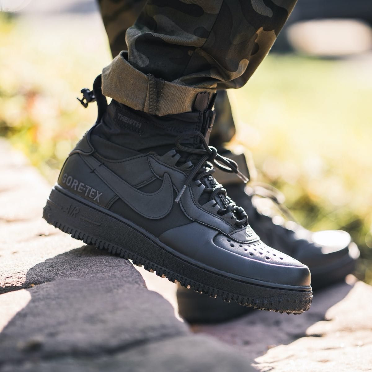 style air force 1 homme