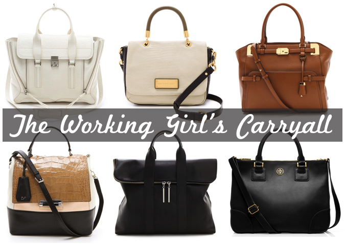 The Perfect Work Bag Best Of Glitter Inc
