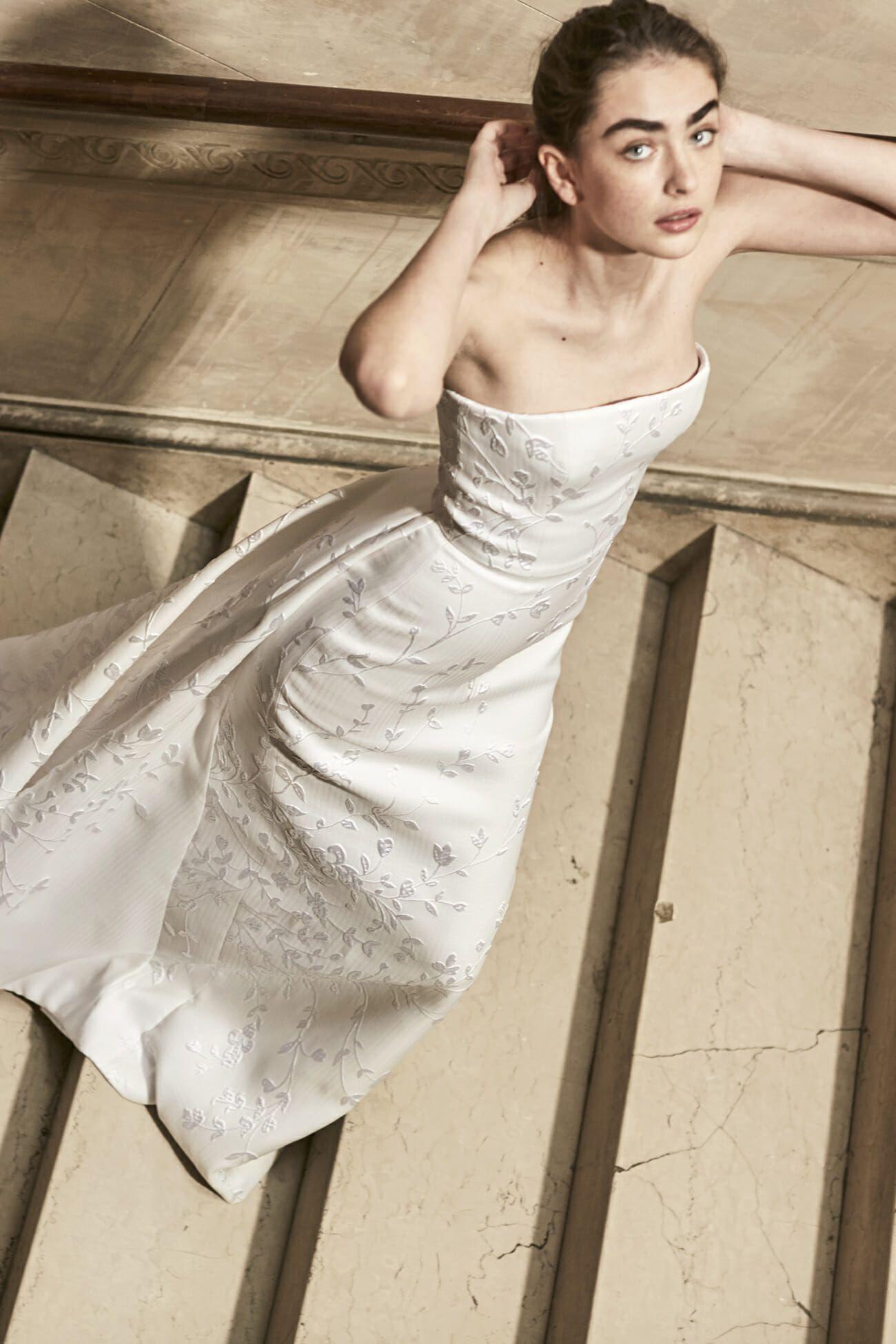 Hayden Carolina Herrera Bridal Carolina Herrera Bride Wedding Dresses