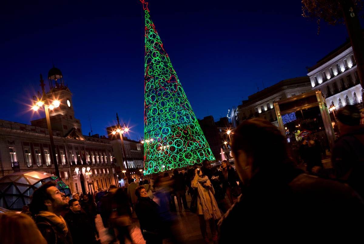 Puerta Del Sol, Spain