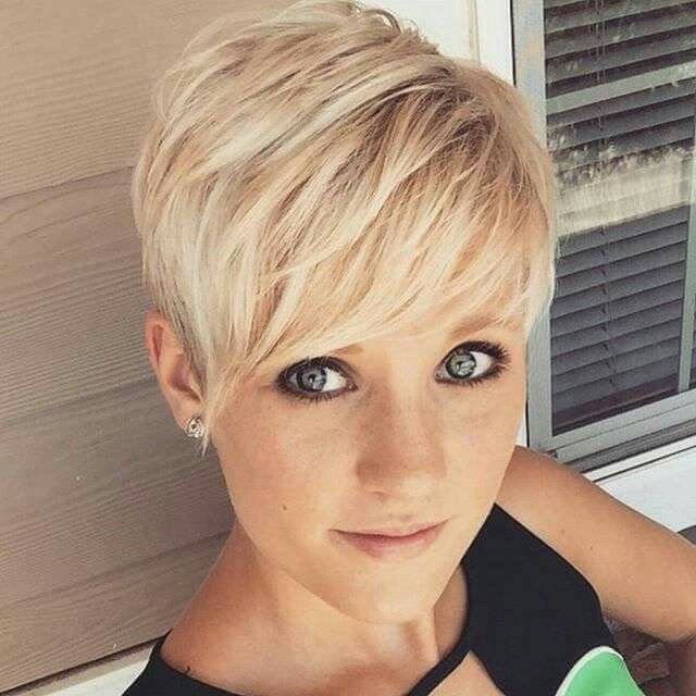 Pin by carole tracy on short hairstyles pinterest short hairstyle blonde hair has always been the most appealing and sexy hair color for women whether it is a long or short haircut today blonde color shades are getting urmus Choice Image