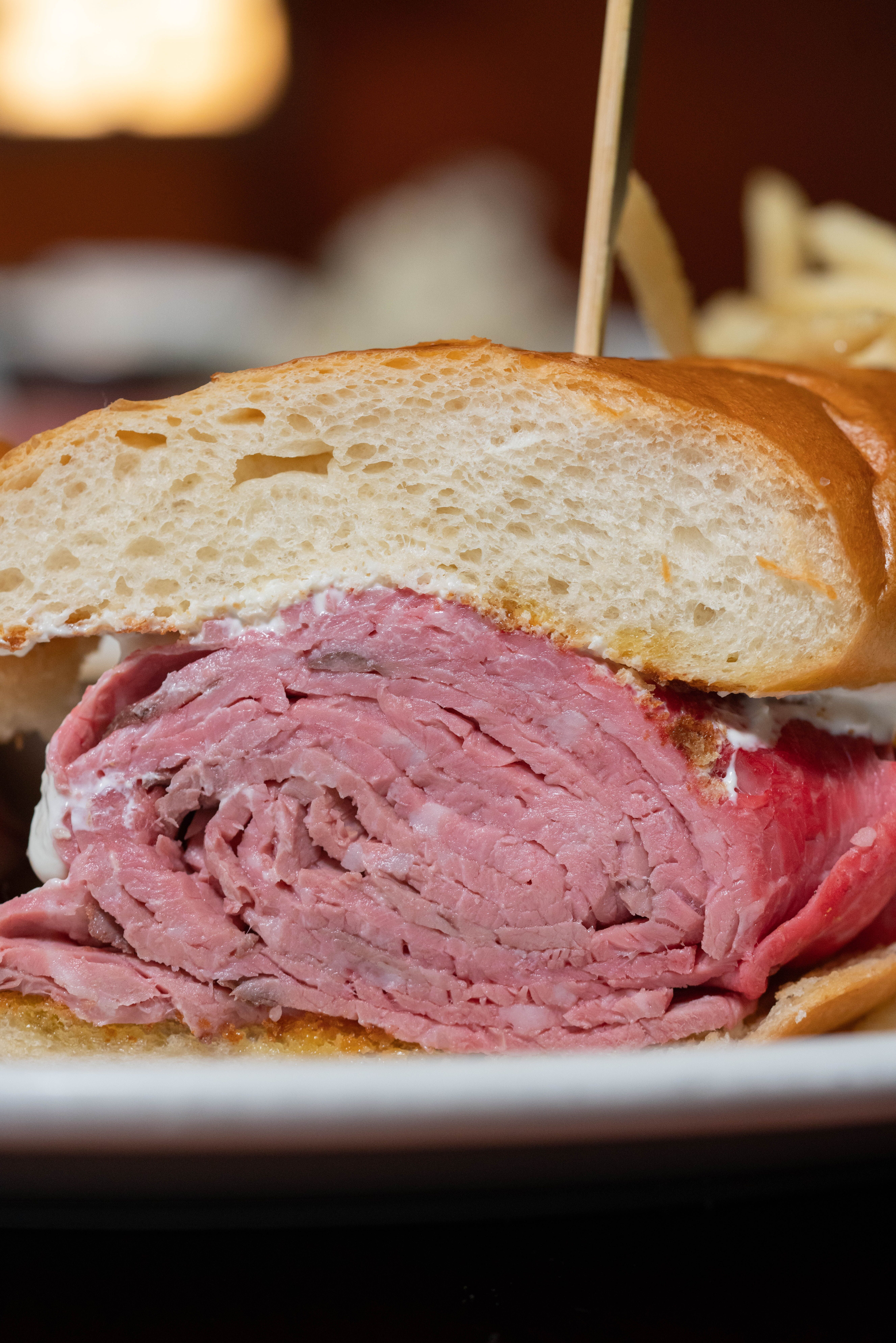 Famous French Dip French dip, Cuisine, American dishes