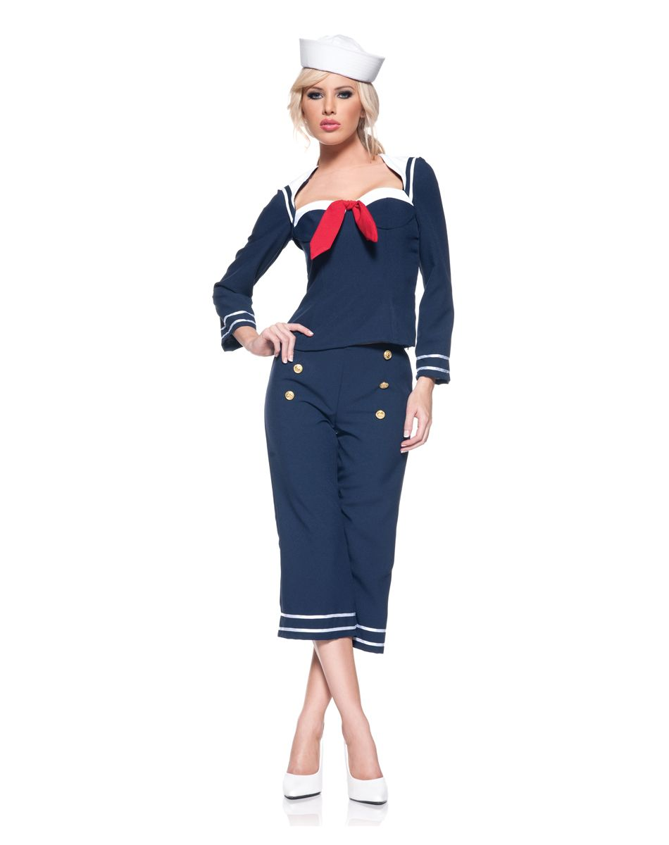 this is my favorite sailor costume so far sexy but not ridiculously so woman costumesadult - Womens Halloween Costumes Not Skanky