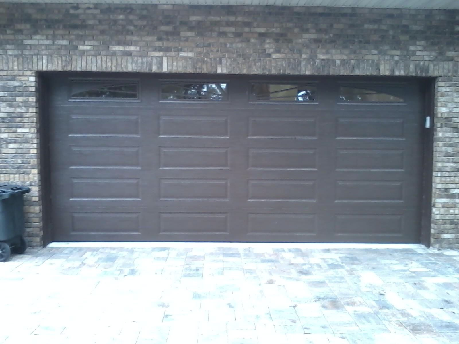 s amarr garage door oak summit dark carriage brown doors in style pin