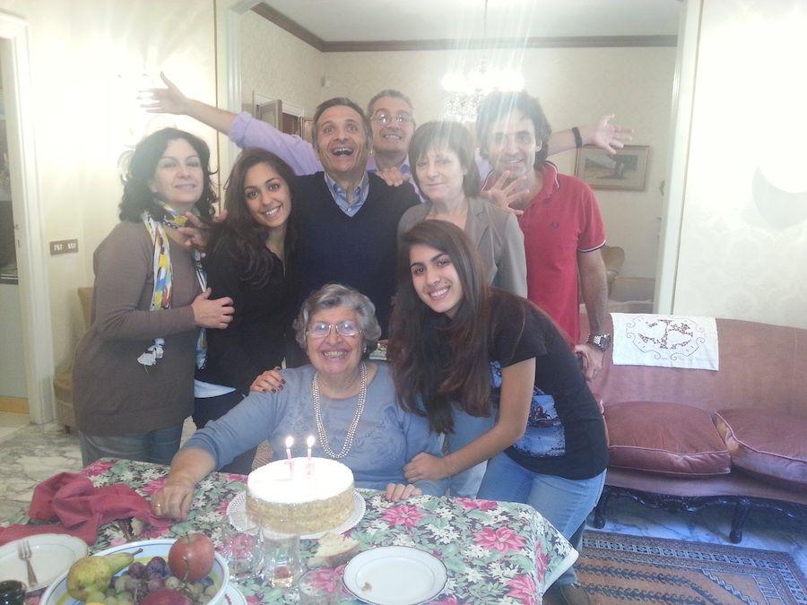 Compleanno Vanna, 78!