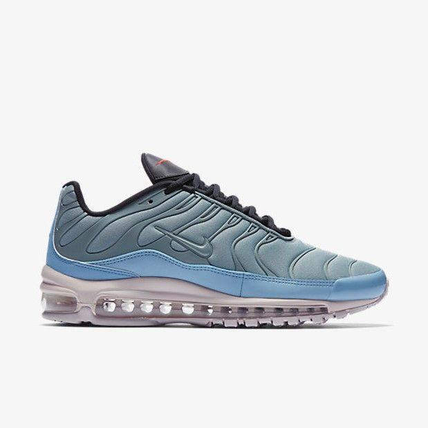 Release des Nike Air Max 97 Plus Pastel ist am 10.02.2018. Bleibe mit  99kicks immer auf dem Laufenden was heiße Sneaker Releases angeht.