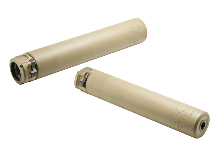 SureFire SOCOM762-RC Sound Suppressor / Rifle Silencer